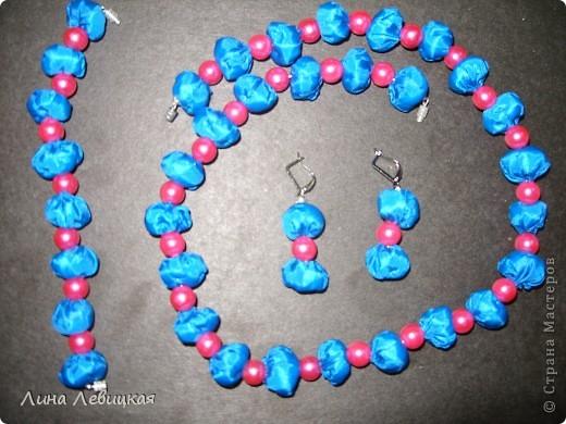 Вот такие украшения у меня получились. Идея http://stranamasterov.ru/node/41072?c=favorite фото 2