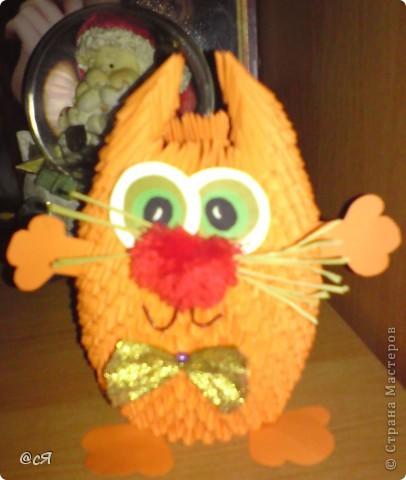 Новогодний кот!) фото 1