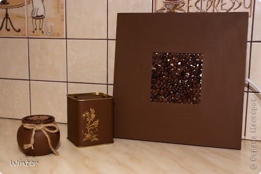 Предметы интерьера для моей шоколадно-кофейной кухни