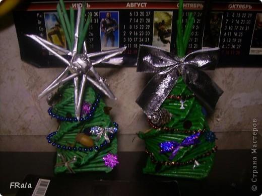 Предлагаю Вашему вниманию новогоднюю гонку по изготовлению подарков.Это первые 3,но ещё не до конца оформленные фото 2