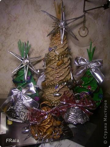 Предлагаю Вашему вниманию новогоднюю гонку по изготовлению подарков.Это первые 3,но ещё не до конца оформленные фото 11