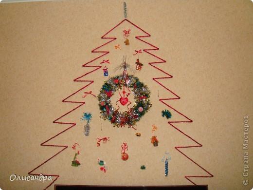 Новый год  наступил и тема с елками уже неактуальна,но  все-таки, решила показать... фото 1