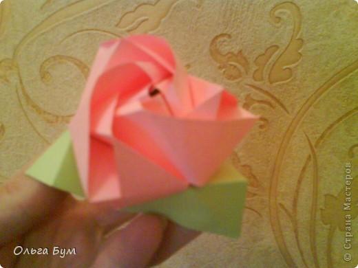 Роза - куб - трансформер. фото 4