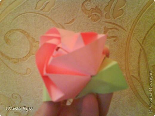 Роза - куб - трансформер. фото 2