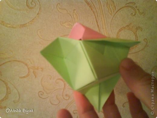 Роза - куб - трансформер. фото 3