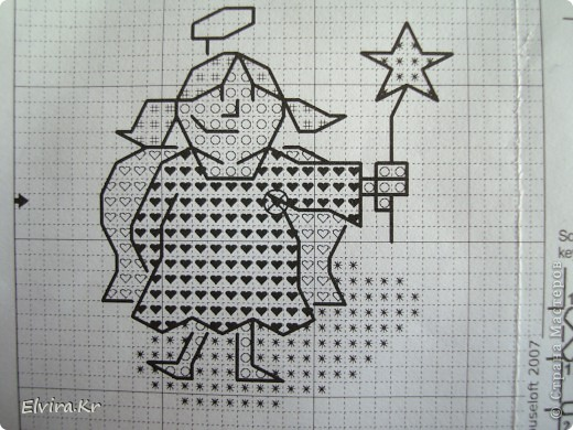 рождественский ангелочек  фото 2