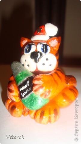 Вот и Кот, как Новый год, к вам с бутылочкой пришел!!!