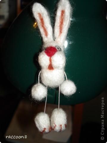 Мои новогодние зайцы фото 3
