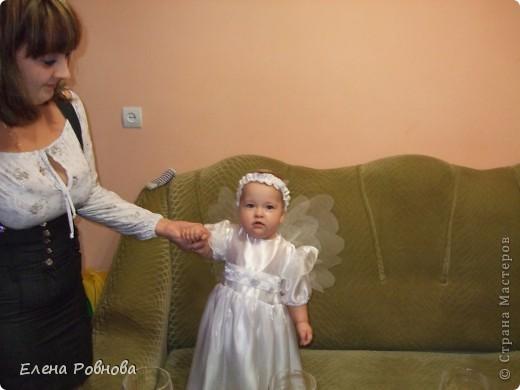 Вот такой вот Ангел у нас живет уже больше года))) фото 1