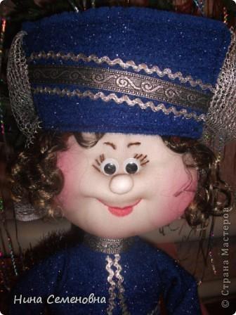 """""""Россияночка"""" кукла изготовлена к 10 летию создания хора  фото 2"""