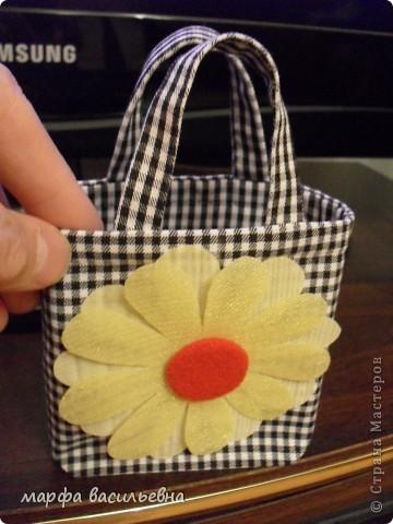 Маленькие подарочки в маленькие сумочки. фото 1
