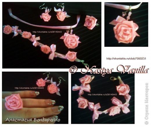 Розы(2 работы) фото 2