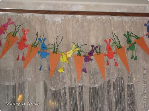 Такую гирлянду я сделала к Новому году для доченьки по МК:http://stranamasterov.ru/node/103813 фото 2