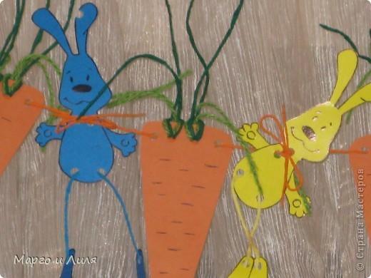Такую гирлянду я сделала к Новому году для доченьки по МК:http://stranamasterov.ru/node/103813 фото 3
