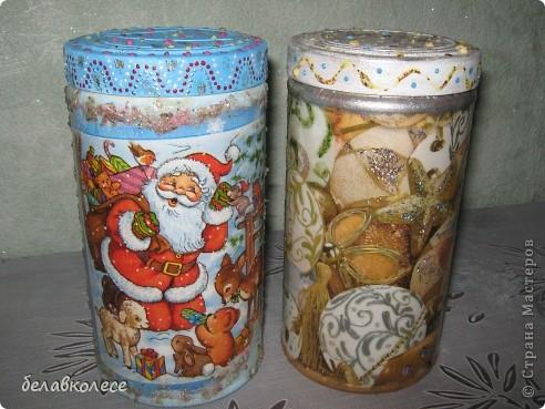 Баночки в подарок,наполненные вкусностями! фото 1