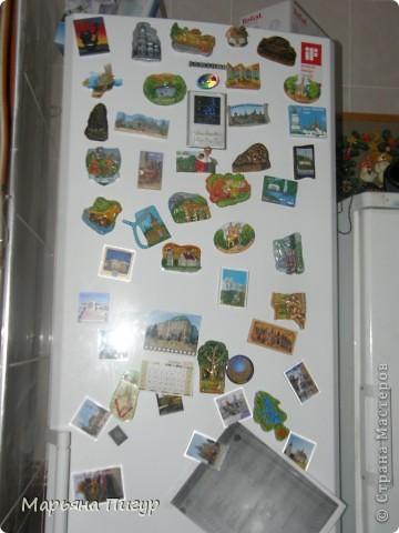 Наша коллекция магнитов. Всё места где была наша семья. фото 1