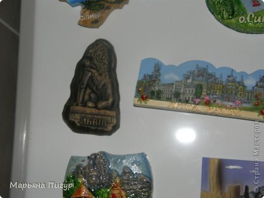 Наша коллекция магнитов. Всё места где была наша семья. фото 3