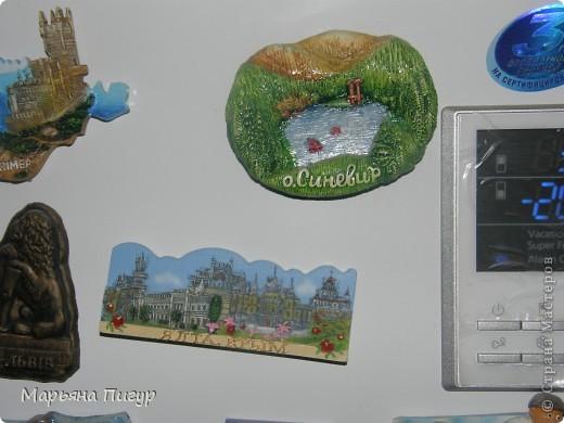 Наша коллекция магнитов. Всё места где была наша семья. фото 4