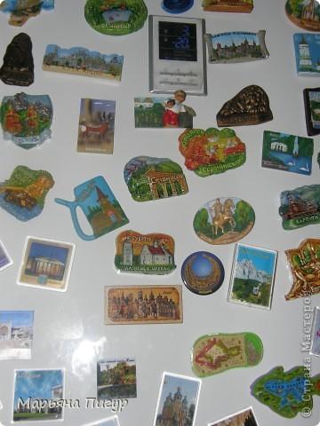 Наша коллекция магнитов. Всё места где была наша семья. фото 6