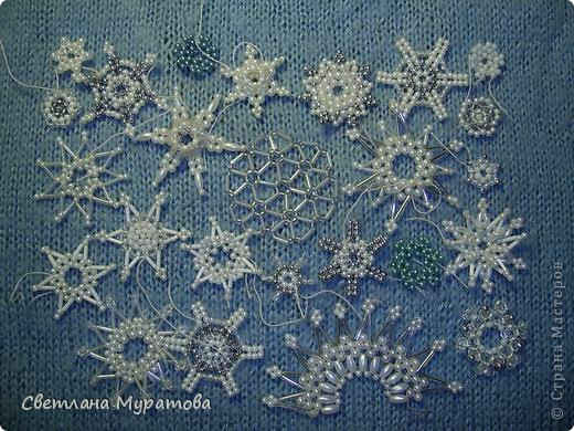 Парад моих снежинок. фото 1