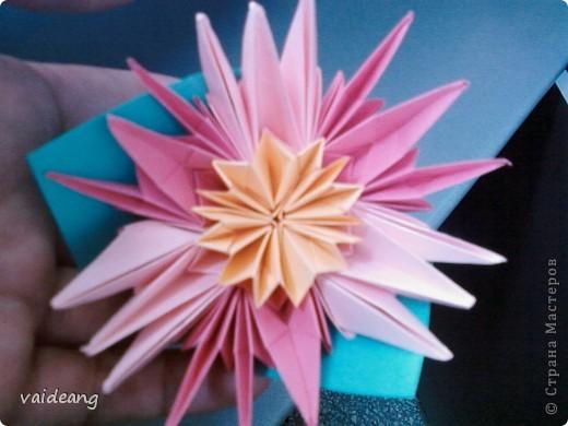 Цветы в оригами фото 20