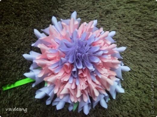 Цветы в оригами фото 5
