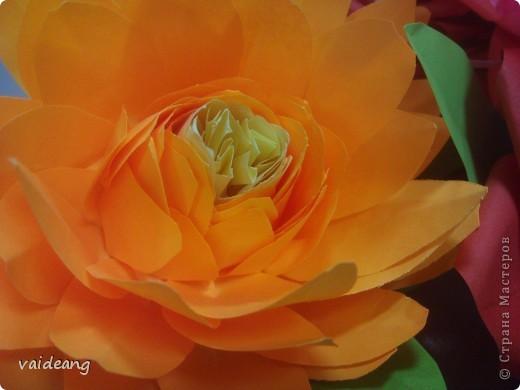 Цветы в оригами фото 4