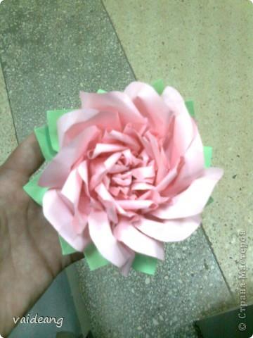 Цветы в оригами фото 16