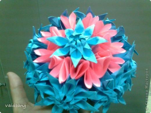 Цветы в оригами фото 10