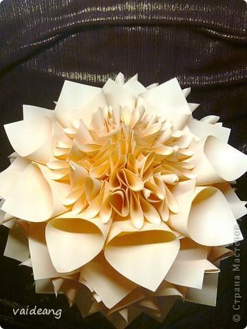 Цветы в оригами фото 3