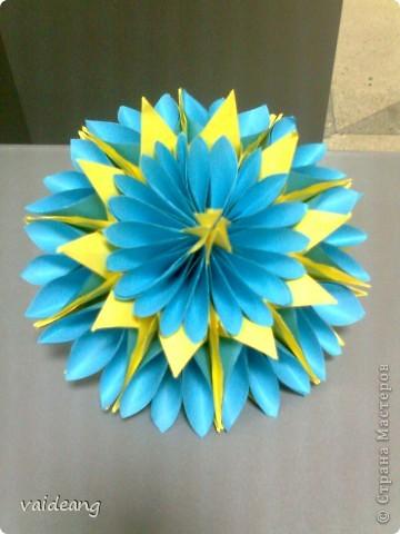 Цветы в оригами фото 25