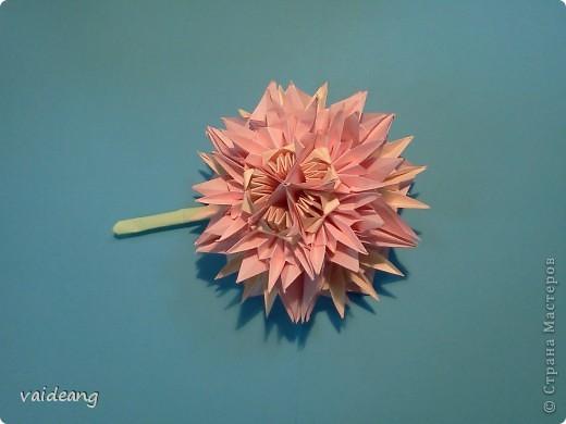 Цветы в оригами фото 19