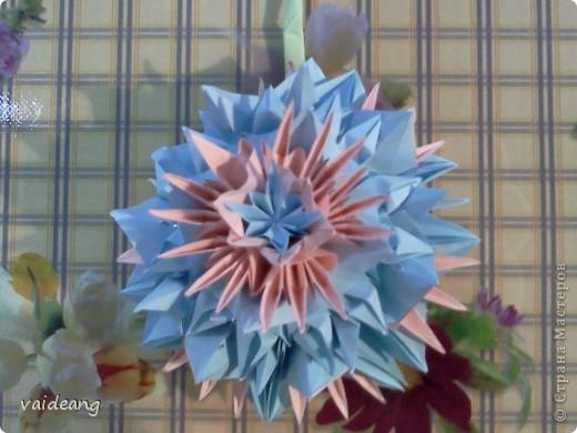 Цветы в оригами фото 12