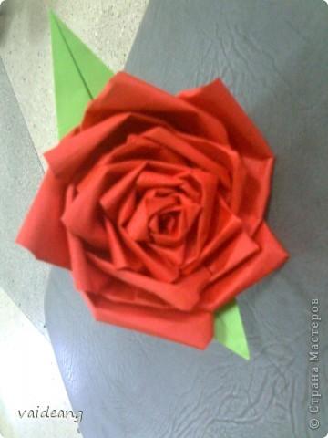 Цветы в оригами фото 24