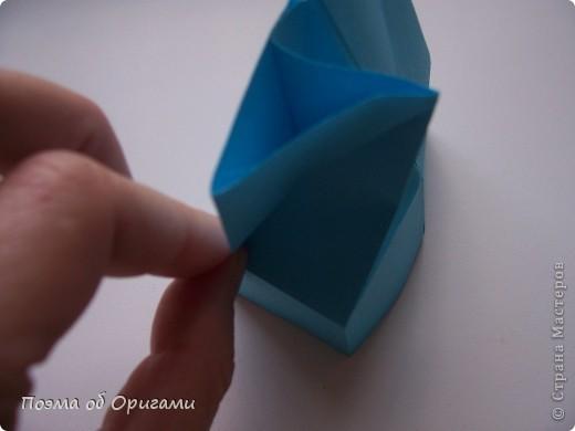 Этого паучка я придумала сама. Пятигранная коробочка поместит дорогие вашему сердцу вещи, а паучок будет беречь их как зеницу ока. фото 13