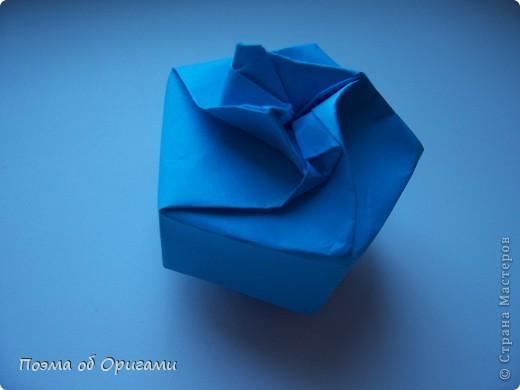 Этого паучка я придумала сама. Пятигранная коробочка поместит дорогие вашему сердцу вещи, а паучок будет беречь их как зеницу ока. фото 20