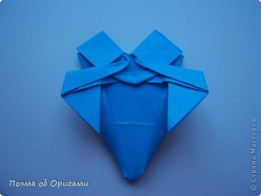 Этого паучка я придумала сама. Пятигранная коробочка поместит дорогие вашему сердцу вещи, а паучок будет беречь их как зеницу ока. фото 32
