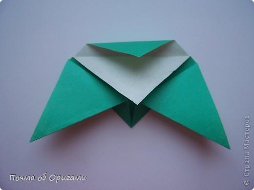 Этого паучка я придумала сама. Пятигранная коробочка поместит дорогие вашему сердцу вещи, а паучок будет беречь их как зеницу ока. фото 40