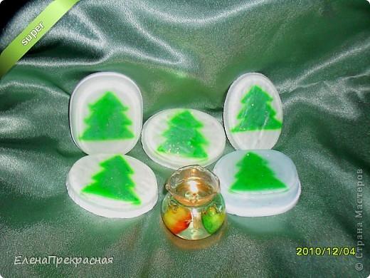 это мои новогодние подарочные мылки. фото 3