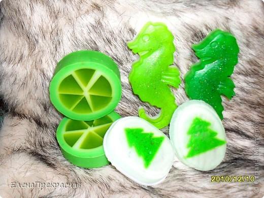 это мои новогодние подарочные мылки. фото 4