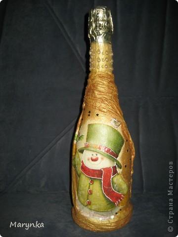 новогодние бутылочки фото 5