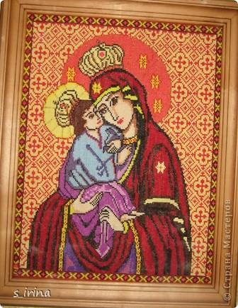 А это работы моей любимой мамочки, у нее в рождественский вечер- день рождения фото 6