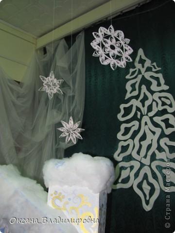В этом Новом году был на мне музыкальный зал в детском саду. И вот что вышло )))   фото 4