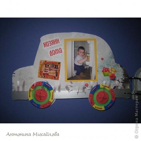 """Альбом """"Машинка"""" обложка фото 2"""