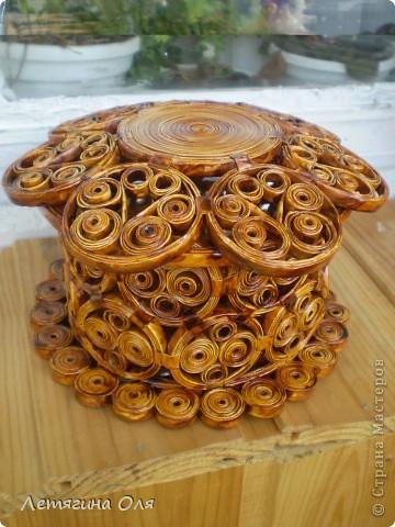 Страна мастеров ваза напольная своими руками