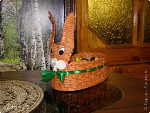 Кролик новогодий фото 2