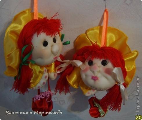 куклы-попики в машину для моих двух зятьев фото 1