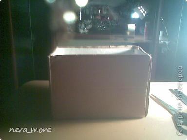 """Эту шкатулку-макет я сделала когда увидела работу ~ЛЮБОВЬ ВОЛОГДА~ """"переносной ящик для рукоделия"""" http://stranamasterov.ru/node/57743?c=favorite Я конечно немного изменила внешне, но принцеп тот-же. Потом я буду делать её настоящию( большую) и в этот-же блог вставлю. фото 38"""
