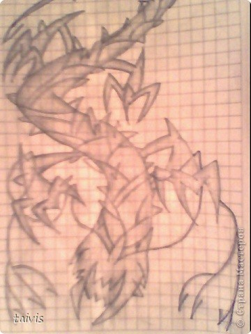 Рисунки из блокнота фото 18