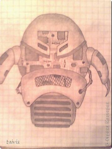 Рисунки из блокнота фото 17